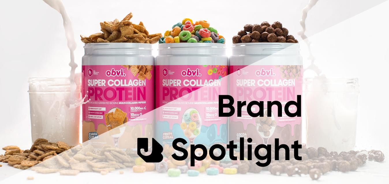 Brand Spotlight. Obvi.