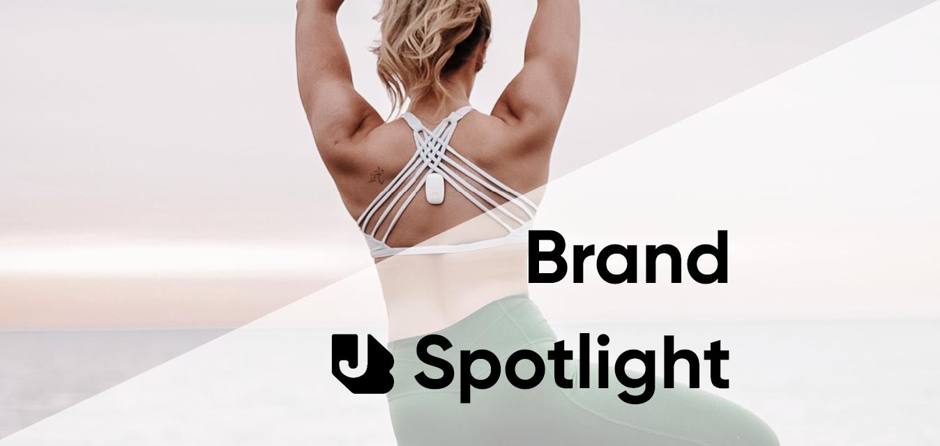Brand Spotlight. Upright.