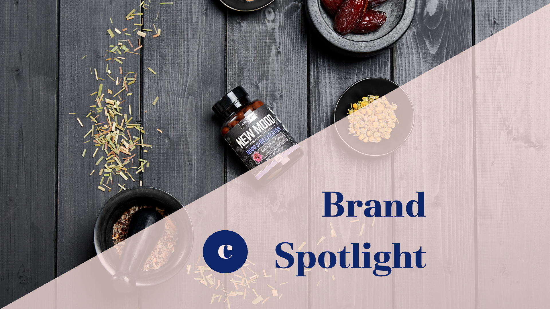 Brand Spotlight. ONNIT - New Mood.
