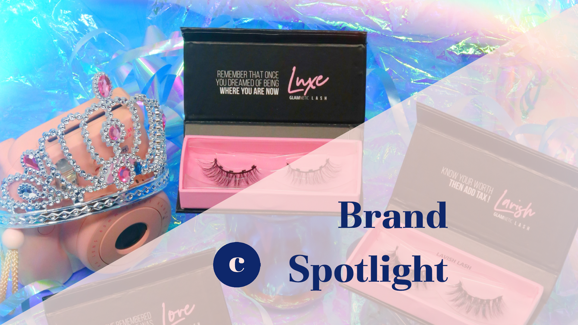 Brand Spotlight. Glamnetic.