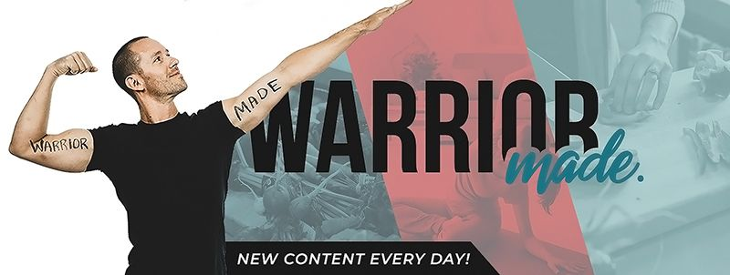 Brand Spotlight. Warrior Made.